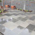 Full paving installation