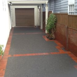 Driveway paving and concrete